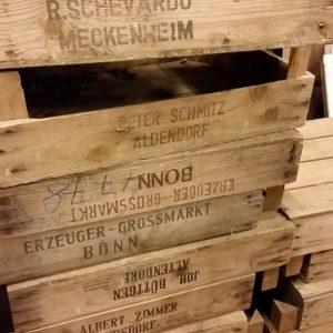 houten krat
