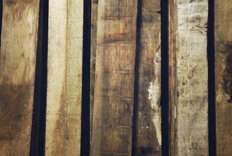 Losse oud frans eiken planken